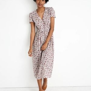 Madewell x Christy Dawn Dawn Dress Backyard Blooms